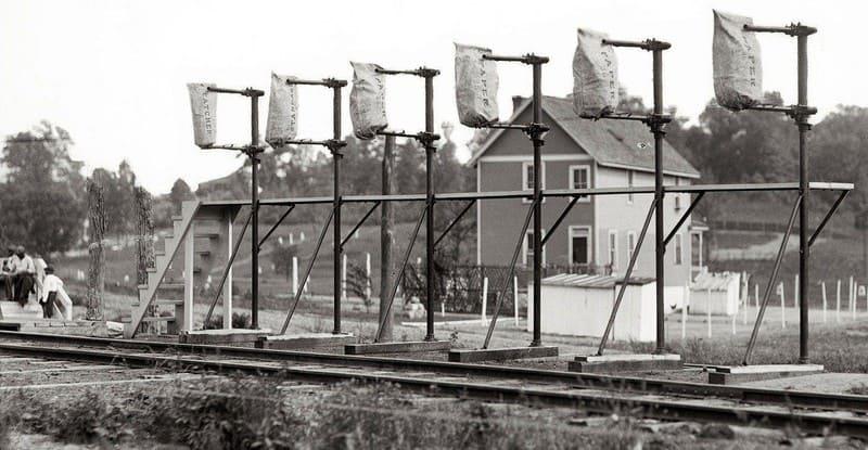 почтовые поезда