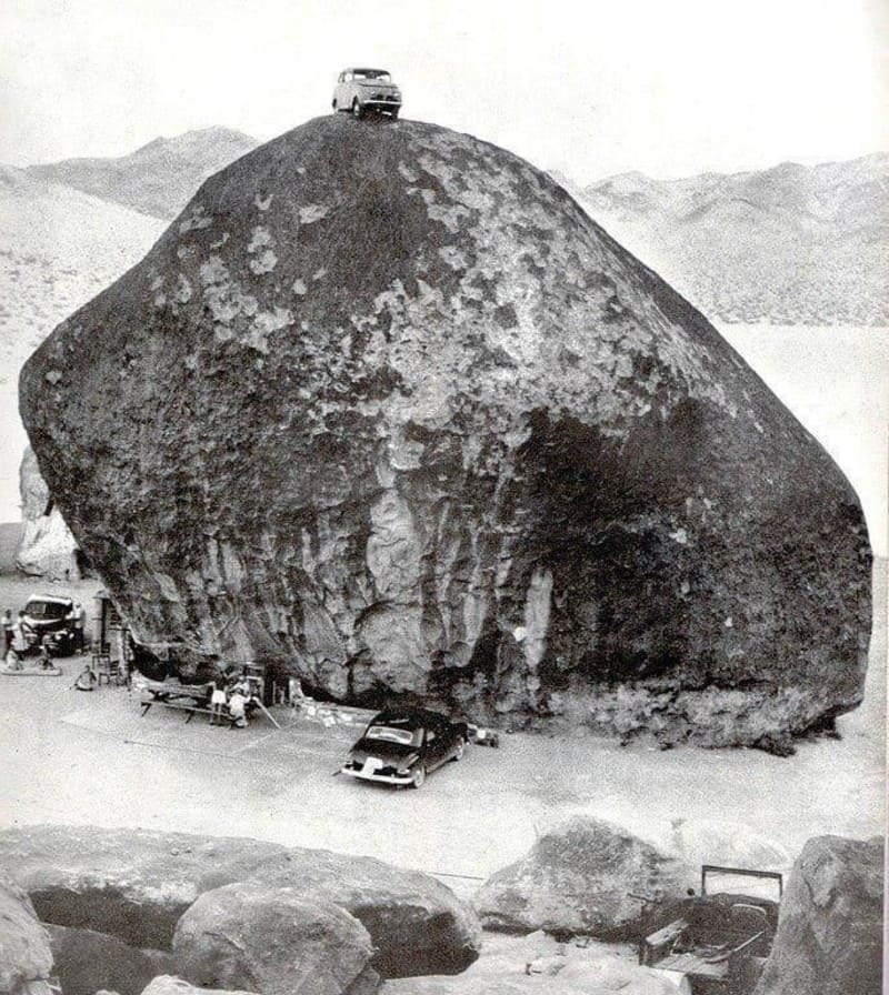 самым крупным камнем в мире