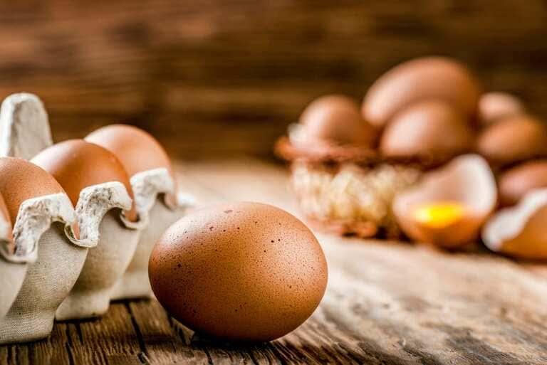 3. Яйца