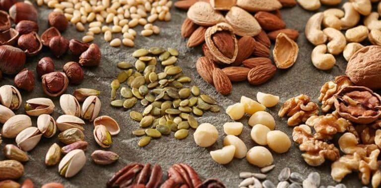 Арахис, грецкие орехи, миндаль, кешью и фисташки не являются орехами