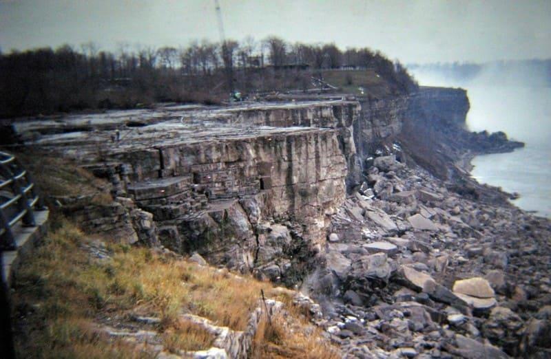 На Ниагарском водопаде
