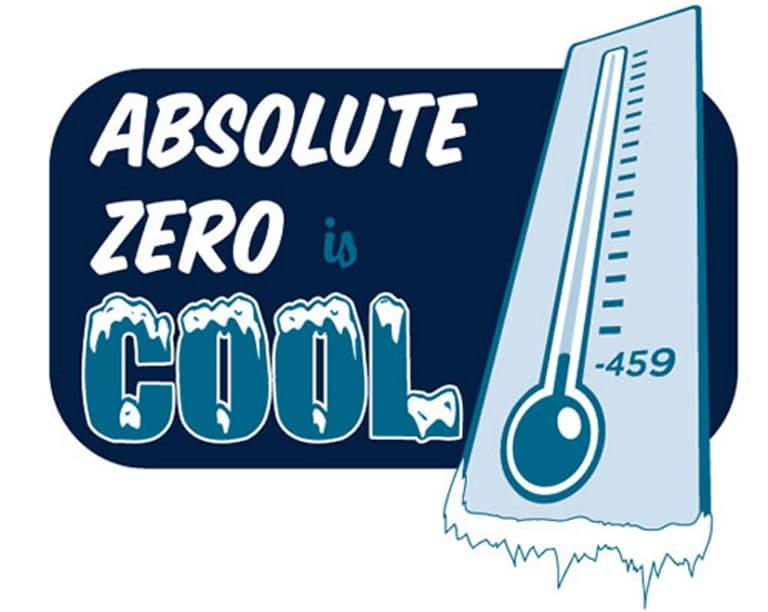Почему температура абсолютного нуля равна -273,15°С