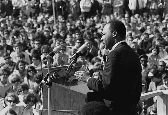 Убийство Мартина Лютера Кинга