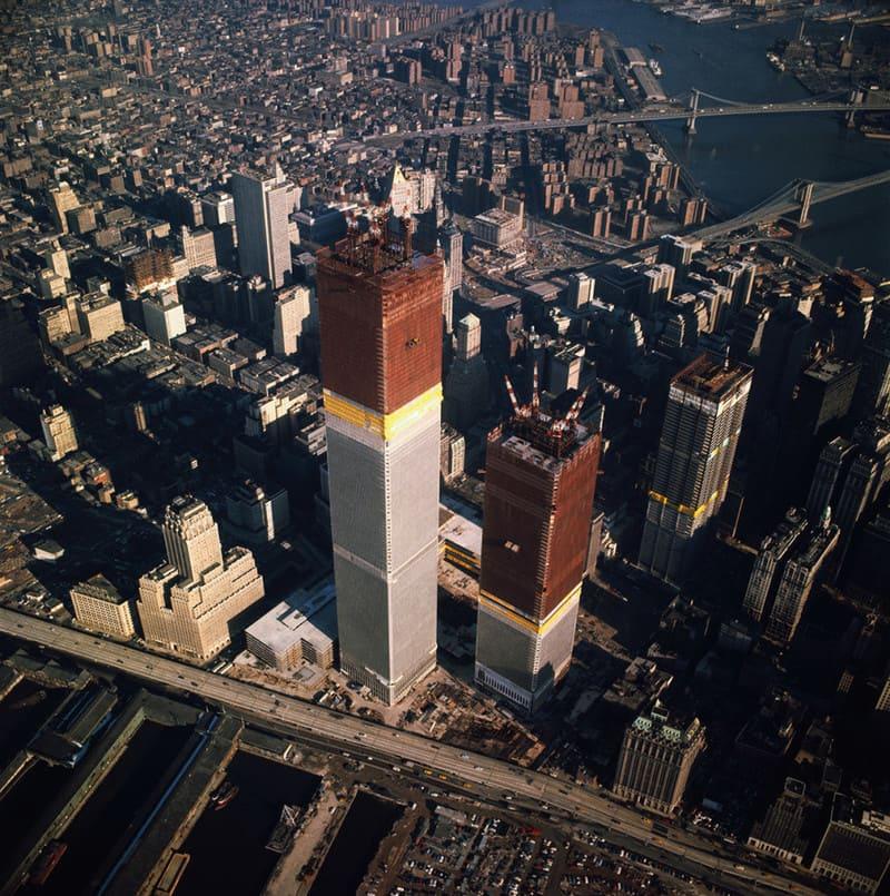 Всемирного торгового центра в Нью-Йорке