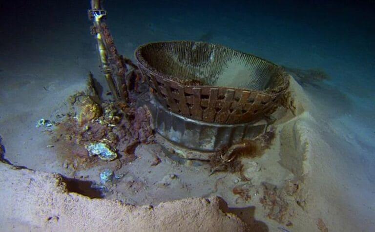 В южной части Тихого океана есть кладбище космических кораблей