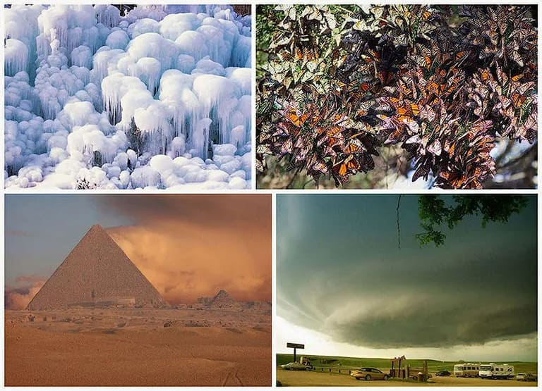 10 удивительных природных явлений и феноменов