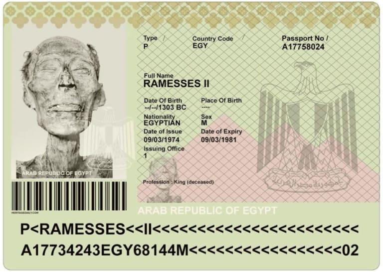 Любопытное путешествие по истории паспорта