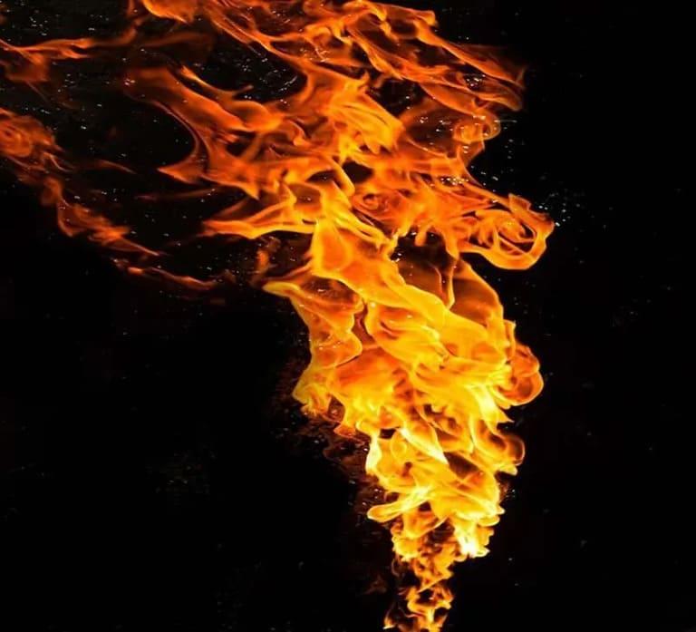 Огненный смерч