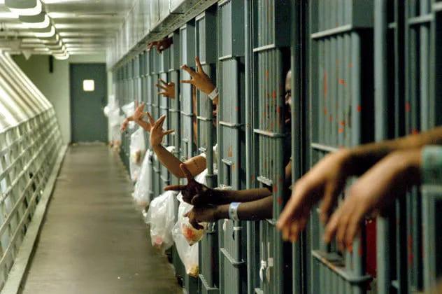 Самые большие тюремные сроки в истории