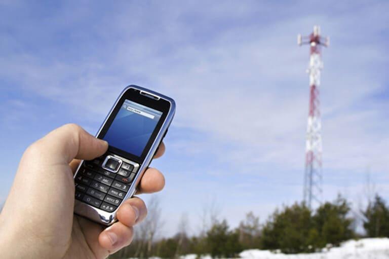 Сотовые сети 2G
