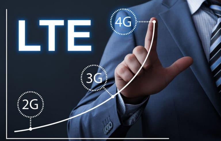 Сотовые сети 4G