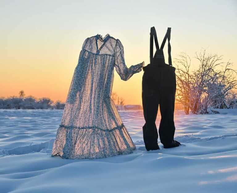 Якутская зима