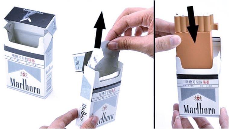 Как маскируют глушилки