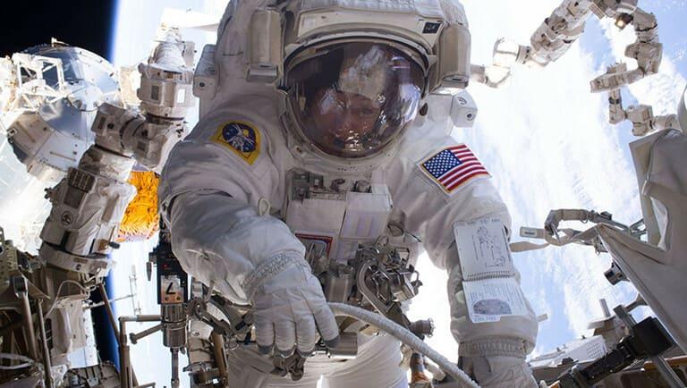 Скафандр астронавта НАСА