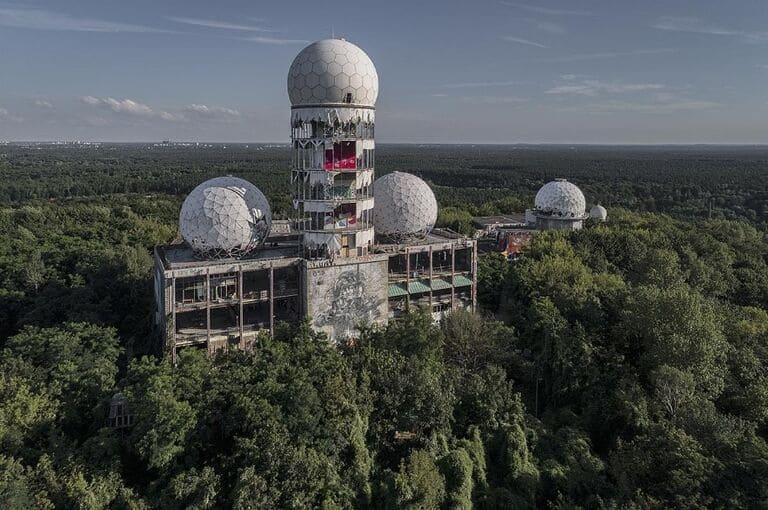 Американская радиостанция перехвата Field Station Berlin