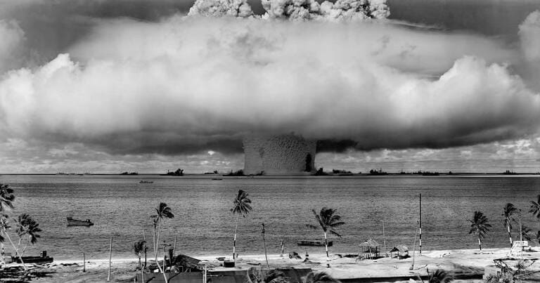 7 самых крупных ядерных полигонов мира
