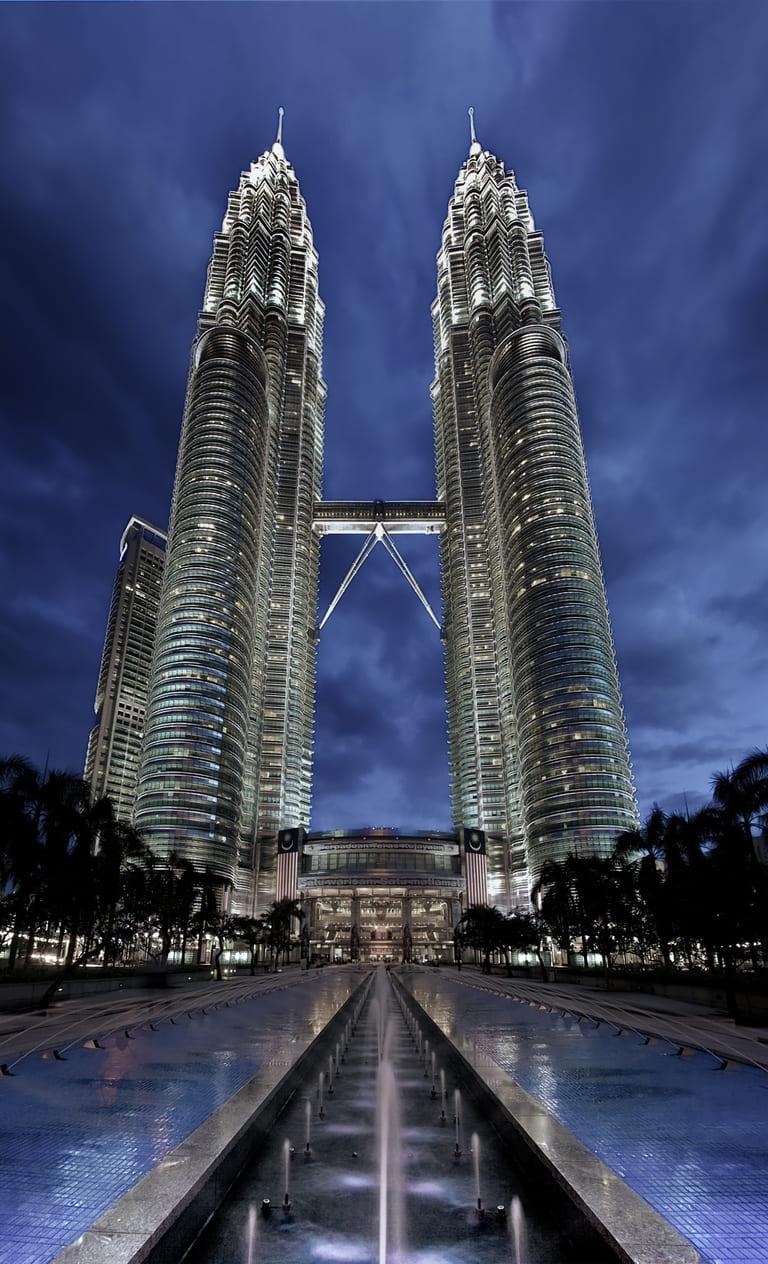 Башни Петронас (Petronas Twin Towers)