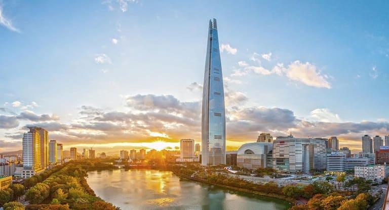 Башня Lotte World (Lotte World Tower)