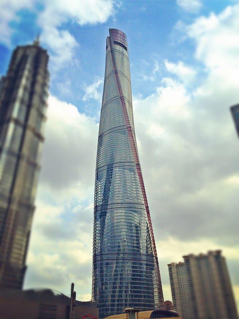 Шанхайская башня (Shanghai Tower)