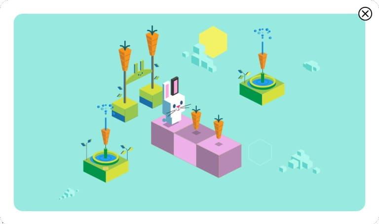 8. Кодирующий кролик
