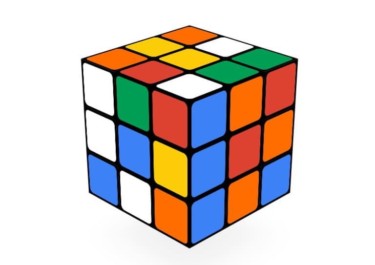 9. Кубик Рубика