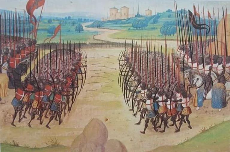 Англо-французские войны