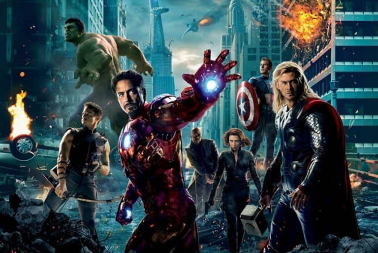 Фильмы Marvel, первая фаза