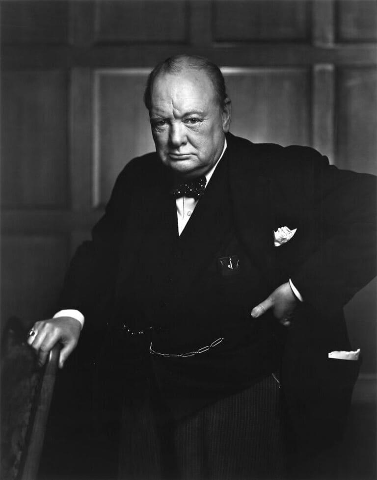 Фраза Уинстона Черчилля