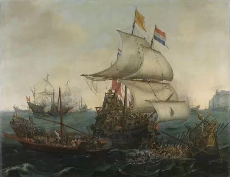 Испания вторглась в Европу