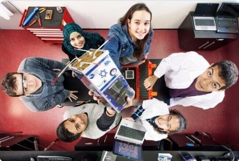 Израильские школьники