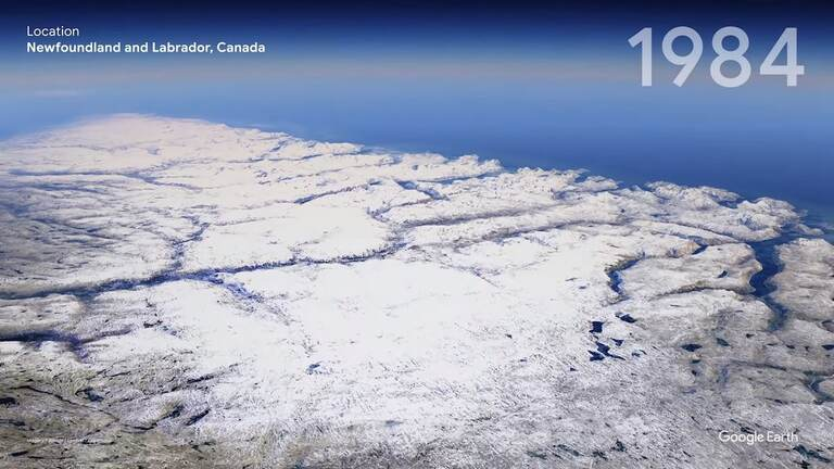 Канада, провинция Ньюфаундленд и Лабрадор