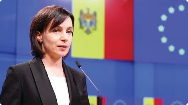 Майя Григорьевна Санду