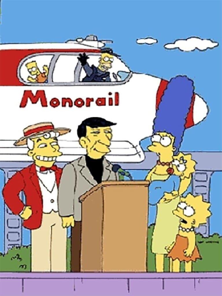 Мардж против монорельс