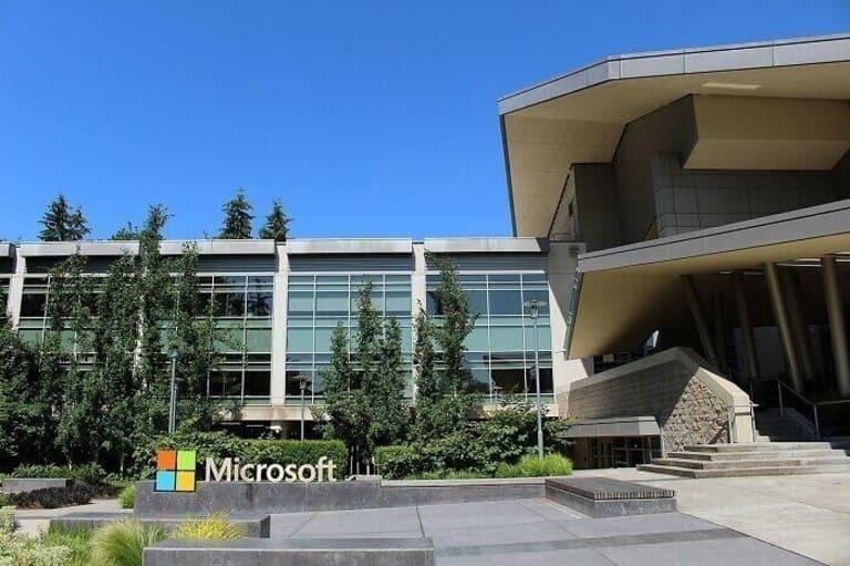 Офис Microsoft в Японии