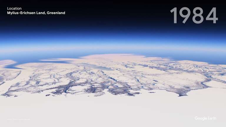 Земля Милиуса-Эрихсена, Гренландия