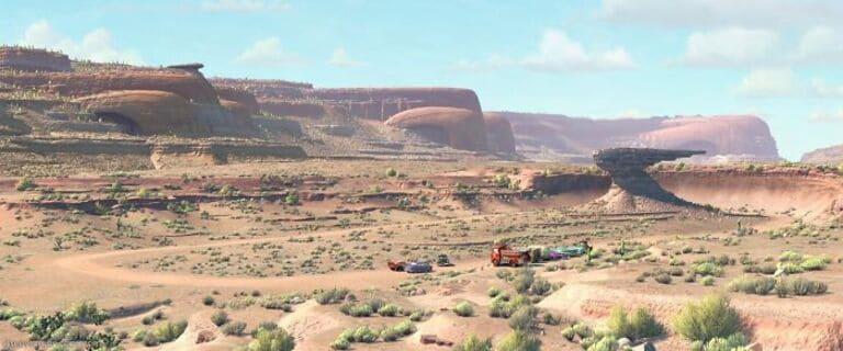 каньоны - это старые машины