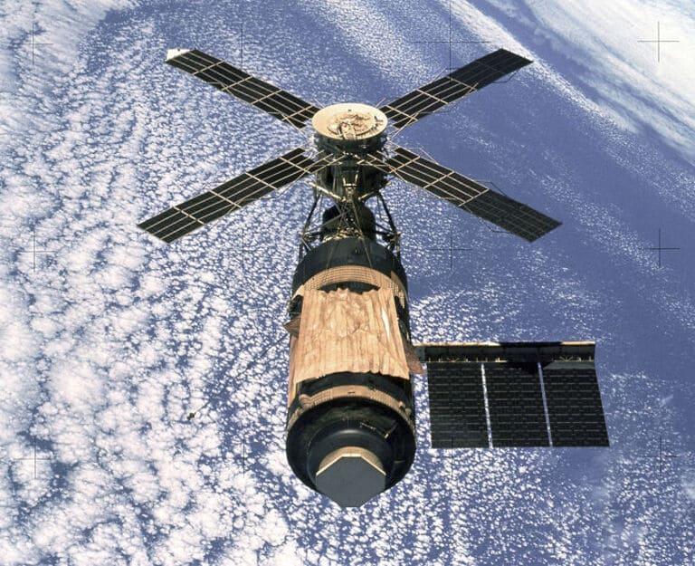 спутник Skylab