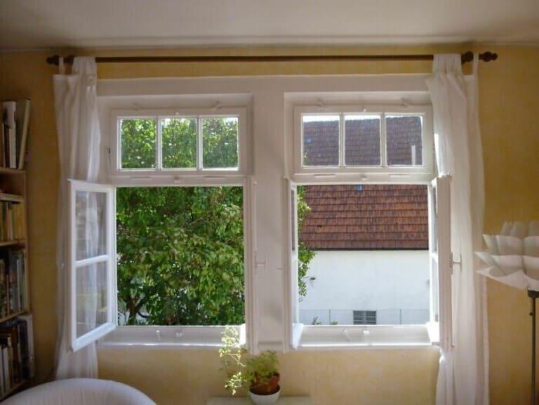 в Нидерландах не используют шторы