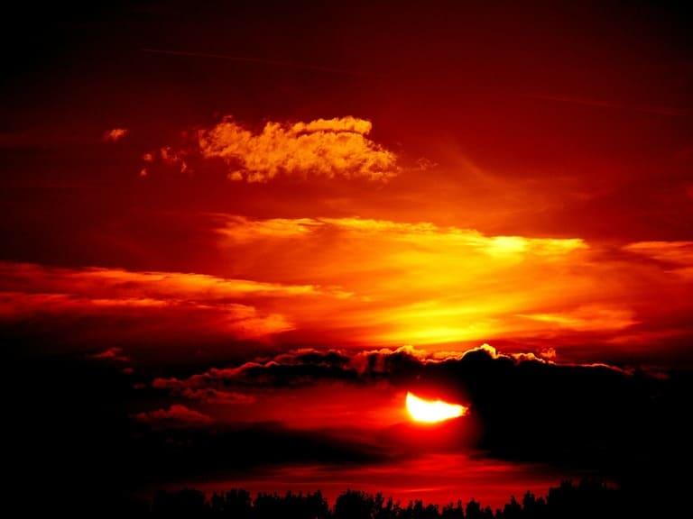 1. Что будет, если Солнце погаснет