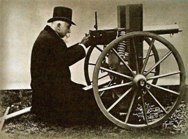 разоблачение про пулемет Максим