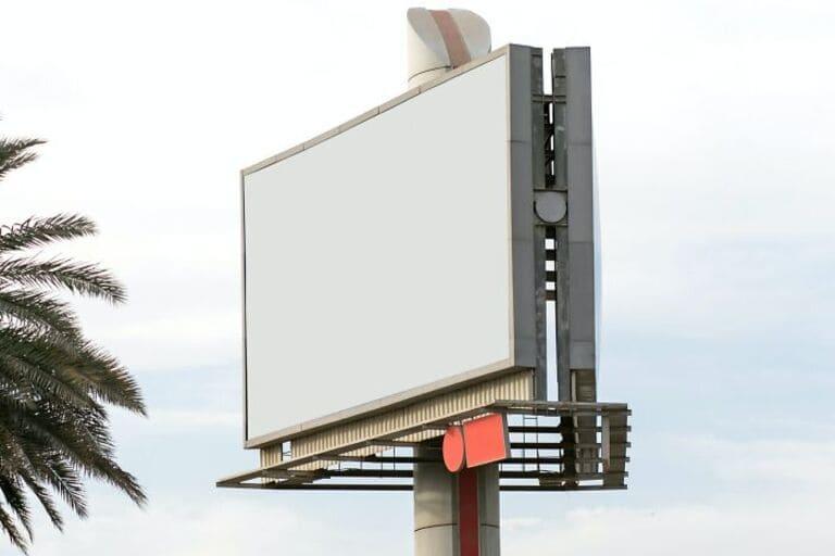 Рекламные щиты запрещены на Аляске, в штате Мэн, Вермонте и на Гавайях