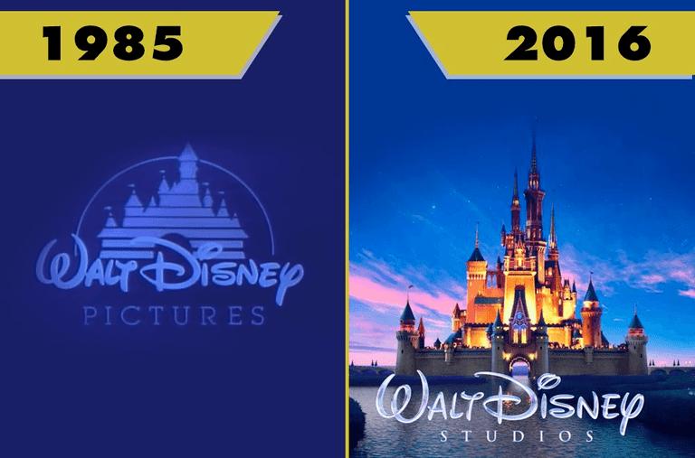 1. Walt Disney Pictures