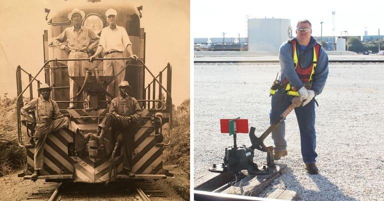 Железнодорожный стрелочник