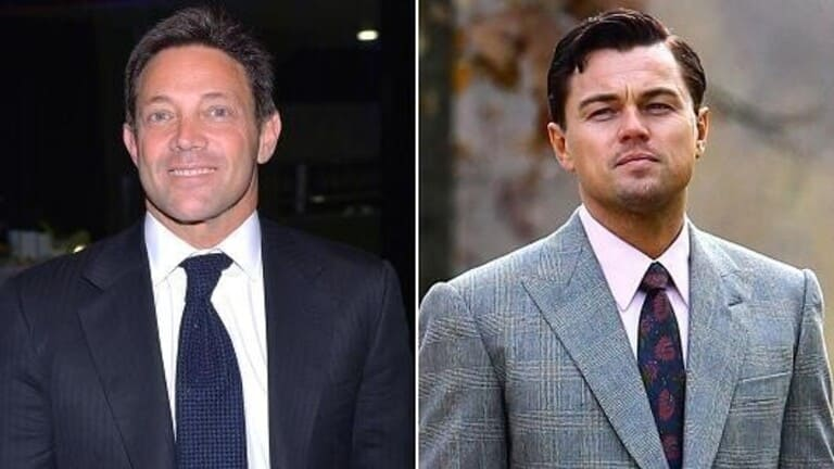 17. The Wolf Of Wall Street