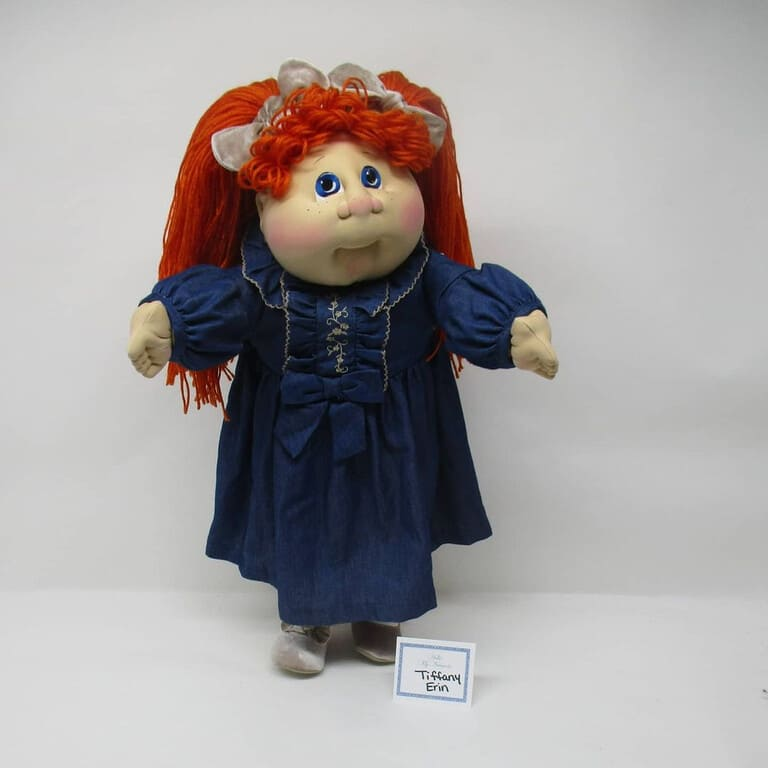 Кукла Cabbage Patch