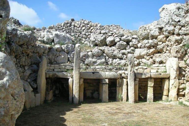 Джгантия, остров Гозо, Мальта (3600 – 3200 г. до н. э.)