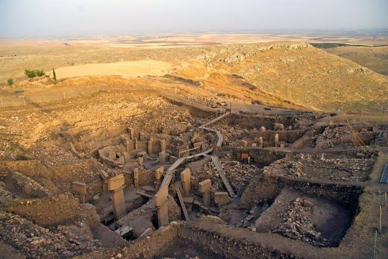 Гёбекли-Тепе, Турция (10 000 – 9000 г. до н. э.)