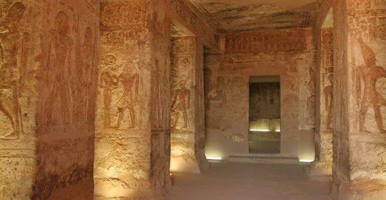 Храм Амада, Египет (1550 – 1290 г. до н. э.)