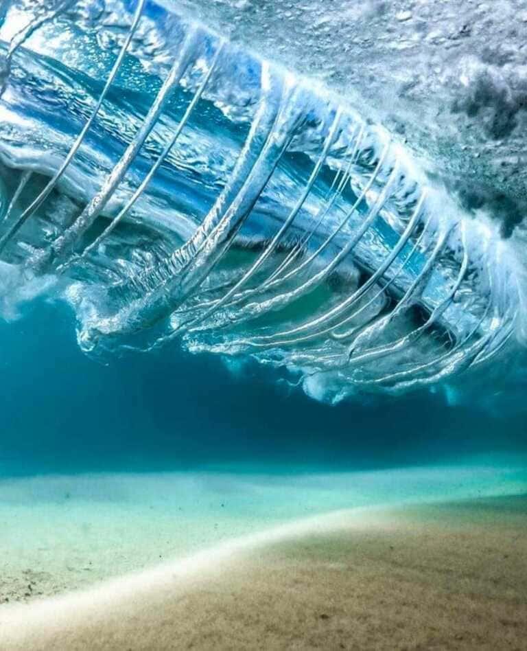 Как выглядят волны
