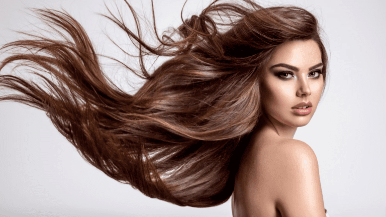 Лосось ускоряет рост волос